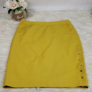 Worthington Side Snap Skirt